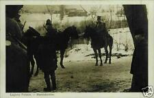 "Polish Army Cavalry Legion Marcinkowice 1914 World War 1, 6x4"" Reprint photo 1"