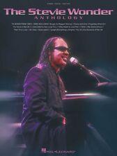 Stevie Wonder Anthology Play Ebony & Ivory Pop Piano Vocal & Guitar Music Book