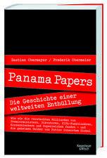 Panama Papers von Bastian Obermayer und Frederik Obermaier (2016, Taschenbuch)