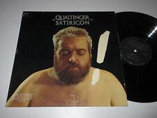 LP/QUALTINGER LIEST AUS SATIRICON/Preiser Records SPR 3226