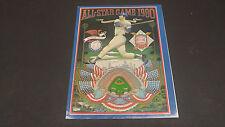 1980 All Star Game Dodger Stadium Program