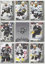 2015-16 Ontario Reign (AHL) complete team set