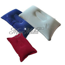 Inflatable Travel Neck U Shape Pillow Support Head Rest Air Blow Up Cushion CAIS