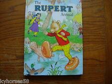 The Rupert Annual #62 HC