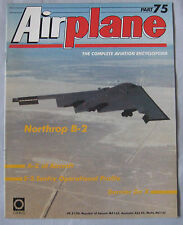 Airplane Issue 75 Northrop B-2 poster, Dornier Do X cutaway drawing