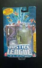 "DC UNIVERSE JUSTICE LEAGUE UNLIMITED ""MARTIAN MANHUNTER""(CLEAR) 4"" ACTION FIGURE"