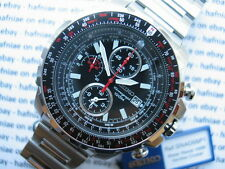 "Seiko Flight Computer "" Big Flightmaster "" Alarm SNAD05 SNAD05P1 7T62"