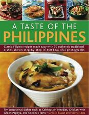 A Taste of the Philippines: Classic Filipino recipes made easy with 70-ExLibrary