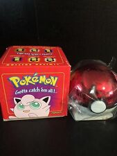 JIGGLYPUFF #39 MIB Pokemon Burger King 23 Karat Gold Plated Card NEW Unopened!