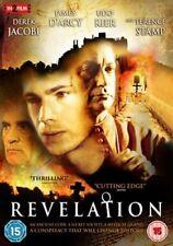 REVELATION LIAM CUNNINGHAM UDO KIER TERENCE STAMP PRISM UK REGION2 DVD EXCELLENT