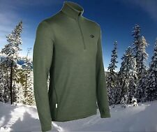 Icebreaker Original 320g Thick Merino Wool Ski / Golf Sweater Top Mens 3XL Nwt