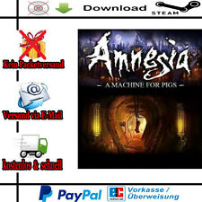 Amnesia A Machine for Pigs PC Action NEU Deutsch/Multilanguage Steam-Gift-Link