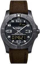 NEW BREITLING AEROSPACE EVO NIGHT MISSION MENS WATCH SALE | V7936310/BD60-108W