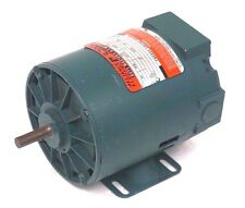NEW RELIANCE ELECTRIC P48HO302P-RX AC MOTOR S2000, 1/4HP, P48HO302P