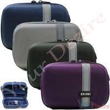 Compact Digital Pro Camera Hard Shell Case Universal Carry Bag Travel Pouch
