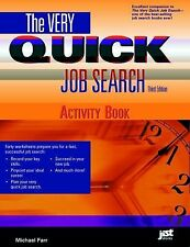 The Very Quick Job Search Activity Book