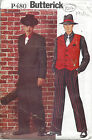1940s Vintage Sewing Pattern C30-to-48 MEN'S SUIT COSTUME XS-S-M-L-XL (1017)