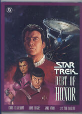 Star Trek - Debt of Honor #nn Mint (9.9) (HC w/Dust Jacket) 1992 (1st Pt)