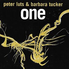 One [Remix] by Peter Luts & Barbara Tucker (Cd Aug-2008) [4 trk]  MINT