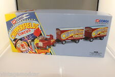 Corgi Chipperfield's Circus Scammell Highwayman with 2 Trailers,  #97915, NMIB