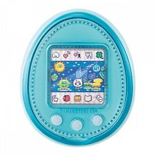 New TAMAGOTCHI 4U + Sky Blue from japan
