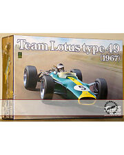 1/20 EBBRO 1/20 EBBRO LOTUS 49 with DFV COSWORTH 1967 F1 CLARCK HILL