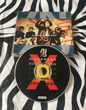 INXS - Disappear Rare CD Single