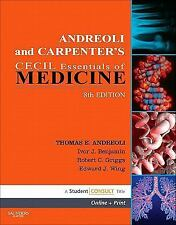 Andreoli And Carpenter's Cecil Essentials Of Medicine 8th Edition Book