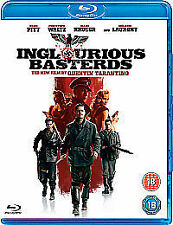 Inglourious Basterds (Blu-ray, 2009) - new&sealed