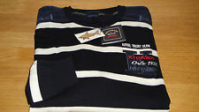New Paul&Shark KIPAWA OSLO WOol Jumper Blue Size XXL Superb quality Must See WOW