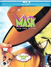 The Mask (Blu-ray Disc, 2008, Platinum Series)