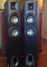 Synergy Klipsch F-2 Floor  PAIR Speakers