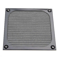 120mm PC Computer Fan Cooling Dustproof Dust Filter Case Aluminum Grill Guard NG