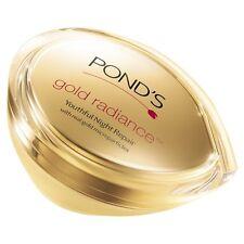 Ponds Gold Radiance Youthful Night Repair Moisturiser Cream 50g Sealed Boxed