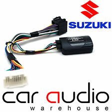 Suzuki Ritz 2009 On EONON Car Stereo Radio Steering Wheel Interface Stalk