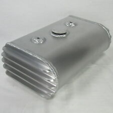 Motorcycle Custom Aluminum Oil Bag Harley Chopper Bobber Cafe Racer MADE IN USA