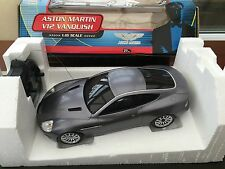 "NIKKO 1:16 JAMES BOND ASTON MARTIN V12 VANQUISH ""DIE ANOTHER DAY"" VERY RARE!"