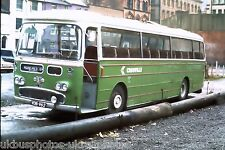 Crosville CLL918 MANCHESTER 10/04/73 Bus Photo