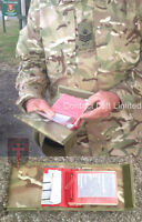 British Army Cadet Instructor MTP Red Book Cover JSP 535 ( ACF CCF ATC Marines