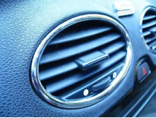 Chrome air conditioning outlet ring cover decoration For Ford Focus 2  MK2