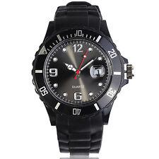 reloj del cuarzo del deporte militar de la moda de los nuevos hombres relogio 34
