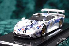 [KYOSHO ORIGINAL 1/64] Porsche 911 GT1 1996 Presentation 06521C Beads Collection