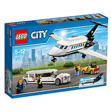 60102 LEGO City Airport Airport VIP Service Ages 5-12 & 364 Pieces New