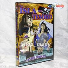 Treasure Island Complete Series - La Isla del Tesoro La Serie Completa Latino