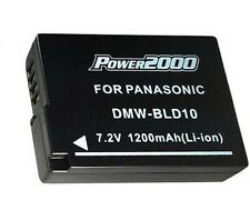 DMW-BLD10 DMW-BLD10E DMW-BLD10PP Battery for Panasonic