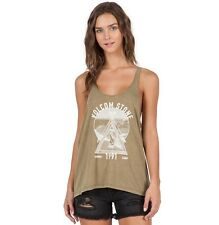 NEW VOLCOM SUR TWIST TANK TOP TEE  SMALL code S214