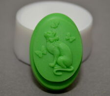 CAT - Soap Silicone Mould, Soap making - mold, soap quest BAR