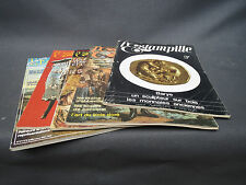 Lot de 5 magazines l'estampille années 1970 1980 art brocante