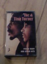 Ike & Tina Turner Proud Mary And Other Hits - Cassette - SEALED
