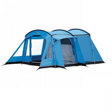 Vango Asante 600 6 Man Person Family Camping Tent - Signature Blue